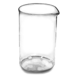 Primula Replacement 6 Cup Glass Beaker for Coffee Press