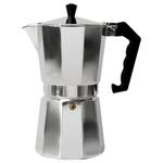 Primula Aluminum 12 Cup Stovetop Espresso Maker