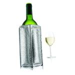 Vacu Vin Silver Active Wine Cooler Sleeve