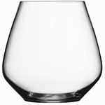 Luigi Bormioli Atelier Pinot Noir 20 Ounce Stemless Wine Glass, Set of 6