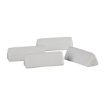 Le Creuset White Stoneware Cheese Marker, Set of 4