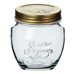 Bormioli Rocco Quattro Stagioni Amphora Glass 17 Ounce Jar