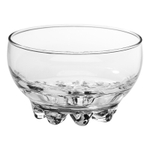 Bormioli Rocco Galassia 8 Ounce Glass Snack Bowl, Set of 6
