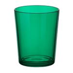 Bormioli Rocco Bodega Emerald Green 14.75 Ounce Water Glass