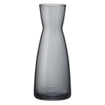 Bormioli Rocco Ypsilon Gray 18.5 Ounce Glass Carafe