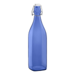 Bormioli Rocco Swing Lavender 33.75 Ounce Glass Bottle