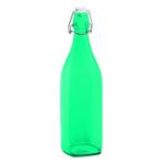 Bormioli Rocco Swing Sky Blue 33.75 Ounce Glass Bottle