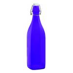 Bormioli Rocco Swing Purple 33.75 Ounce Glass Bottle