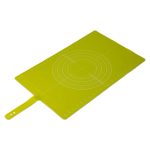 Joseph Joseph Roll-Up Green Silicone Pastry Mat