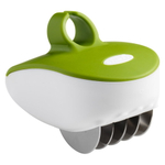 Chef'N Palm Mincer Arugula and White Rolling Herb Mincer