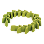Prepara Bendable Spring Green Silicone Laurel Roasting Insert