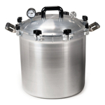 All American 41.5 Quart Metal Pressure Cooker and Canner