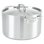 Viking Professional 5 Ply Stainless Steel Satin Finish 8 Quart Stockpot