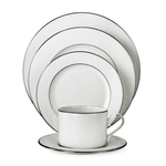 Lenox Floral Veil Bone China 5 Piece Dinnerware Place Setting