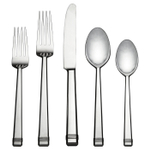 Lenox Beloved 18/10 Stainless Steel 5 Piece Flatware Place Setting