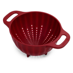 KitchenAid Red 5 Quart Perforated Colander