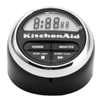 KitchenAid Cook's Series Black Digital Timer