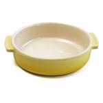 Le Creuset Soleil Yellow Stoneware 17 Ounce Tapas Dish