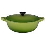 Le Creuset Palm Enameled Cast Iron 2.75 Quart Soup Pot