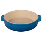 Le Creuset Marseille Blue Stoneware 17 Ounce Tapas Dish