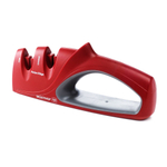 Wusthof Sharpening Red 2-Stage Asian-Style Hand-Held Knife Sharpener