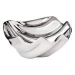 Nambe Alloy Sea Shell Dip Bowl