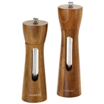Rachel Ray Tools Acacia Wood 2 Piece Salt and Pepper Grinder Set