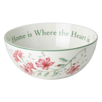 Lenox Butterfly Meadow Home is Where the Heart Is 38 Ounce Bowl