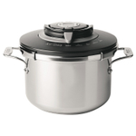 All-Clad PC8 Precision Stainless Steel Pressure Cooker