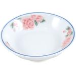 Mia Ko's Best Pink Floral Porcelain 4 Inch Tidbit Dish