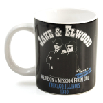 Blues Brothers Movie We're on a Mission from God Ceramic 12 Ounce Coffee Mug