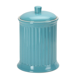 Omniware Simsbury Extra Large Turquoise Ceramic 120 Ounce Cookie Jar