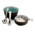 RSVP Endurance Stainless Steel 3 Piece Mini Ladle Set
