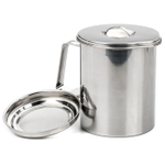 RSVP Endurance Stainless Steel 6 Cup Fryer's Friend