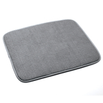 Norpro Grey 16 x 18 Inch Dish Drying Mat