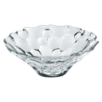Nachtmann Sphere Crystal 6 Inch Candy Bowl, Set of 2