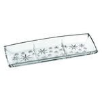 Nachtmann Stars 15.7 Inch Divided Serving Tray