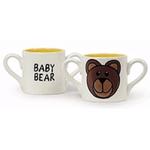 Our Name is Mud Baby Bear Ceramic Mug