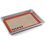 Silpat Medium Jelly Roll Non-Stick Baking Mat, 10 x 15 Inch
