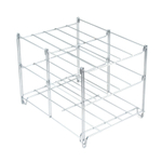 Nifty Home Products Oven Companion 3 Tier Oven Rack