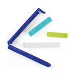 Linden Sweden Twixit Cool Colors Bag Clips, Set of 20
