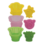 Tovolo Farm Animals Ice Cream Sandwich Molds - Set of 3