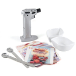 Typhoon Creme Brulee 4 Piece Gift Set with Recipes