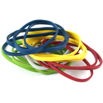 Architec Stretch Multicolored Cooking Band, Set of 20