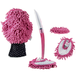 The Accidental Housewife Double Thumb Microfiber Cleaning Kit