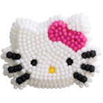Wilton Hello Kitty Sugar Icing Decoration, Set of 12