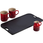 Le Creuset 4 Piece Cherry Breakfast Set