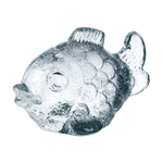 Nachtmann Zoo Crystal Fish Figure