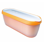 Tovolo Glide-a-Scoop Orange Crush Ice Cream Tub