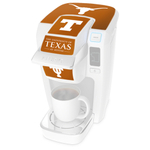 Keurig K10 Mini Plus Brewer University of Texas Decal Kit